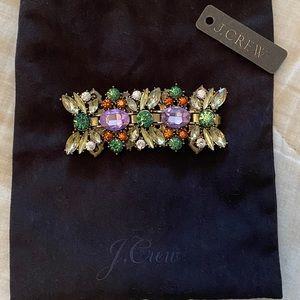 J Crew stone bracelet NWT